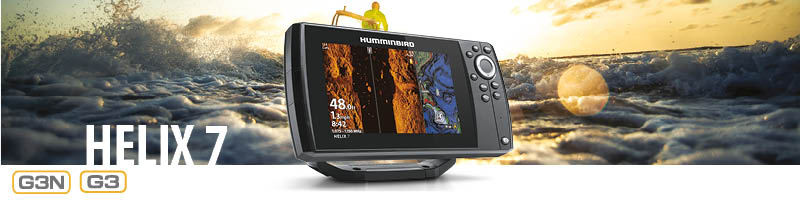 humminbird helix7 header