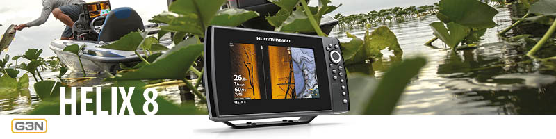 Humminbird Helix 8 header